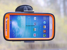 Car Windshield Mount Holder BY Using Otterbox Samsung Galaxy S3 Defender Case