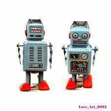 ROBOT METAL LATON JUGUETE VINTAGE COLECCION - ROBOT TIN TOY COLLECTION