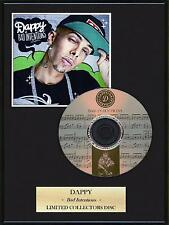 DAPPY - Framed CD Presentation Disc Display
