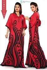 Kaftan - RED & BLACK Color - Beautiful Design  !! TFMKF1102 !!