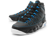 Nike Air Jordan 9 Retro GS [302359-007] Basketball Black/White-Photo Blue