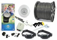 Petsafe YardMax Rechargeable In-Ground Dog Fence 1 Acre 14 Gauge Wire 2 Dogs