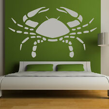 Cancer Zodiac Wall Sticker Zodiac Wall Decal Art