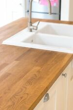 SOLID OAK WORKTOP,PRIME GRADE,MADE IN EU,CHEAP,FREE DELIVERY