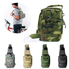Sport Camping Hiking Trekking Military Tactical Shoulder Bag Outdoor Backpack
