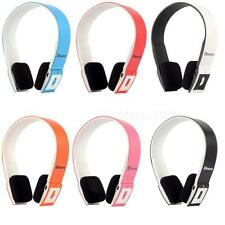Wireless Stereo Bluetooth Headphones for Galaxy S3 S4 NOTE iPhone Tab PC OT8G