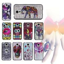Muliti-Pattern Matte Frosted Hard Cover Case Skin for Samsung Galaxy S5 SV i9600