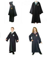 Harry Potter Adult Youth Robe Cloak Gryffindor/ Slytherin/ Hufflepuff/ Ravenclaw