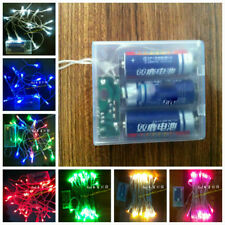 Outdoor AA Battery Powered Mini 30 LEDs Christmas Party String Fairy Lights