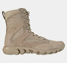 Under Armour UA Alegent Tactical Military Boots Sizes 8-14 Desert Sand Brand New