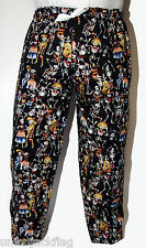 Day of The Dead Lounge Pants/  Pyjama Bottoms Walking Dead Interest- Death