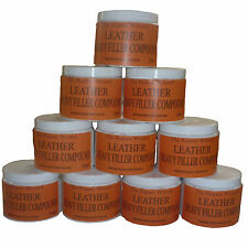 New 250ml Leather Repair Filler Compound For restoration cracks burns & hole