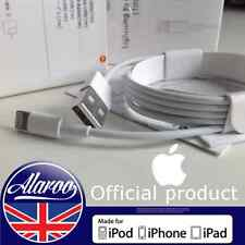 100% Genuine Apple Charger lightning Data Cable iPhone 5 5C 5S iPad 4 Mini