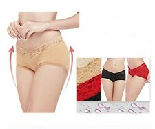 Woman Large size Underwear Summer Sexy Seamless Briefs 2 Pics A Pack NY-1023