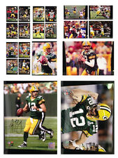 NFL Aaron Rodgers #12 Green Bay Packers Autographed 8x10 Picture Your Choice COA
