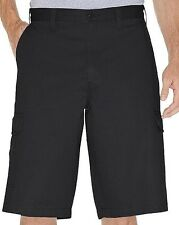 43214RBK Dickies Men's Cargo Shorts Black 13'' All Sizes NWT