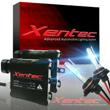 For Hi & Lo/Bi-xenon/Single beam Xentec Xenon HID Conversion Kit H4 H7 9006 H13