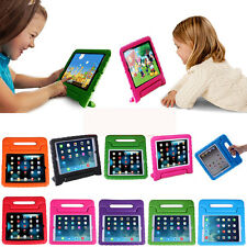 Kids love Shock Proof Foam Case Handle Cover shell Stand for iPad 2 3 4 Mini