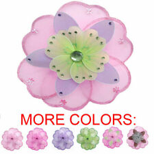 Hanging Flowers Decorate Ceiling Wall Girl Room Baby Nursery Daisy Fake Decor