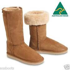 Deluxe Classic Chic Empire Tall Ugg Boots Enviro Water Resistant Sheepskin