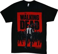 THE WALKING DEAD - Daryl Walker Men's T- Shirt Officially Licensed - Zombie