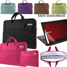 "Notebook Laptop Chromebook Tablet Carry Bag Sleeve Case For 11"" to 15.6"" Samsung"
