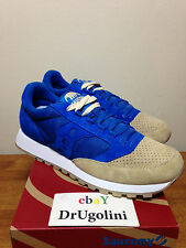 "Saucony x Anteater Jazz Original sz 8-13 blue ""Sea and Sand"" salmon devil fieg"