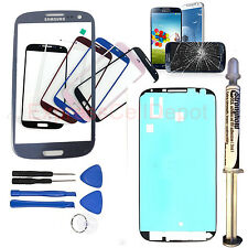Screen Glass replacement Repair Kit w Tool LOCA Samsung Galaxy S3 4 5 Note 2 3 4