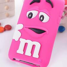 【Cute】3D Lovely Soft Silicone Case Cover Protect For Ipod Touch 4 4TH Gen