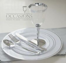 CUSTOM PACKS for OCCASIONS Wedding Disposable Tableware