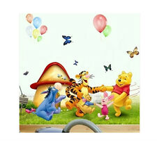 A large children's room wall stickers decorative wall stickers Winnie the Pooh s