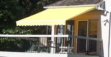 12' x 10' Retractable Patio Awning -choose your color- QTY=2