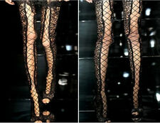 Women's Hollow Mesh Knee Boots Sandals Roma Long Sexy Evening Court Shoes 2014
