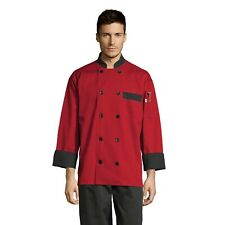 Newport chef coat, many colors, XS-6XL, 404