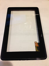 Amazon Kindle Fire  D01400 Digitizer & Glass And Frame OEM 1st & 2nd Generations