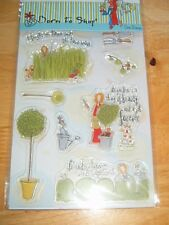 Hobbycraft & Papermania Clear & Rubber Stamps