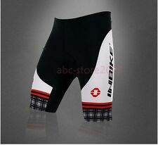 Men Cycling Clothing Bike Bicycle 3D Silicone Padded Riding Shorts Pants S-4XL
