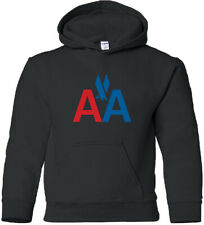 American Airlines Retro US Airline Logo HOODY