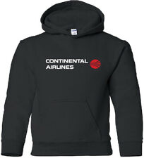 Continental Airlines '69-'91 Retro US Airline Logo HOODY
