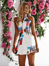 Bebe Sydney Tournament Fit and Flare Dress - BNWT - RRP AU$179.95