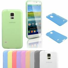 Ultra Thin 0.3mm Matte Skin Case Cover For Samsung Galaxy S5 S V i9600 G900