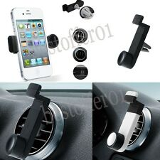 Universal Car Air Vent Holder Mount for iPhone Samsung LG HTC SONY Nokia Phones