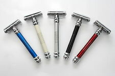 Favourite DE Classic Shaving Exclusive Deluxe Vintage Butterfly Safety razor  F8
