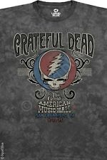 GRATEFUL DEAD-AMERICAN MUSIC HALL -Tie Dye TSHIRT-Steal Your Face M-L-XL-XXL NEW
