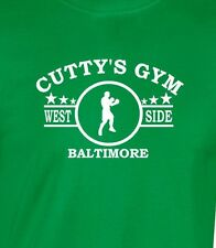 CUTTY'S GYM Gildan T-Shirt 100% cotton baltimore the duck wire  dynasty