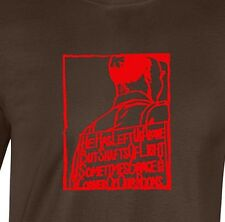 Thee Silver Mount Zion Gildan T-Shirt red ink 100% cotton godspeed post rock