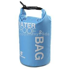 Waterproof Dry Bag Pouch for Camping Boating Kayaking Fishing Rafting Canoeing