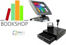 TouchScreen Epos Till System, Software, Book Shop, Printer, Cash Drawer, Scanner