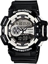 CASIO G-SHOCK Hyper Colors GA-400-1AJF BLACK or WHITE New GENUINE PRODUCT!