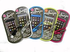 MYBUNJEE MOBILE PHONE SAFETY CORD MY BUNGEE iPHONE iPOD ALL COLOURS MY BUNJEE